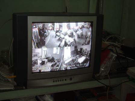 Изображение с видеорегистратора