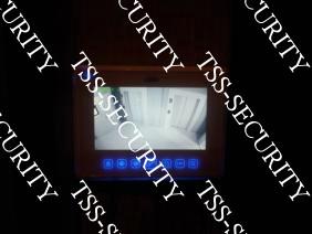 Панель видеодомофона. Вид 3.