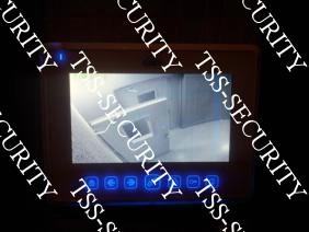 СКД в квартире. Панель видеодомофона.