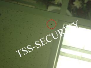 Скрытая видеокамера  в подвесном потолке