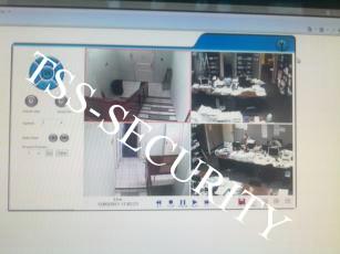Установка видеонаблюдения в офисе. Удаленный доступ к системе охранного видеонаблюдения.