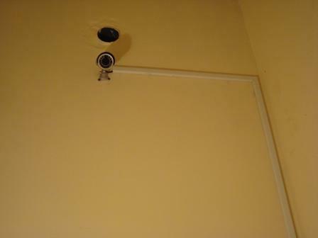 Цветная ИК видеокамера с возможностью ночной съемки