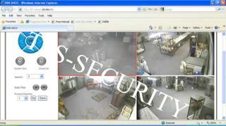 Установка видеонаблюдения на фабрике. Доступ к видеонаблюдению через интернет.