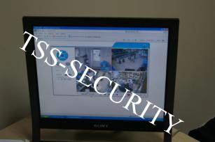 Установка  видеонаблюдения в офисе. Удаленный доступ к системе видеонаблюдения.