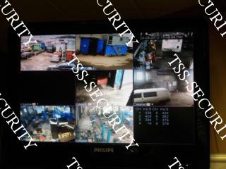 Изображения с видеокамер.