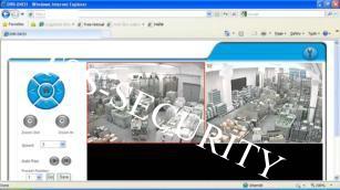 Видеонаблюдение на складе через интернет